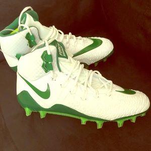 Nike Force Savage football cleats